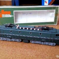 Trenes Escala: LOCOMOTORA LIMA CC 7140 SNCF ESCALA H0. Lote 76699395