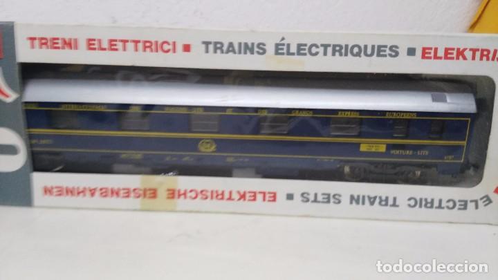 Trenes Escala: vagon lima de pasajeros coches camas - Foto 3 - 76861331