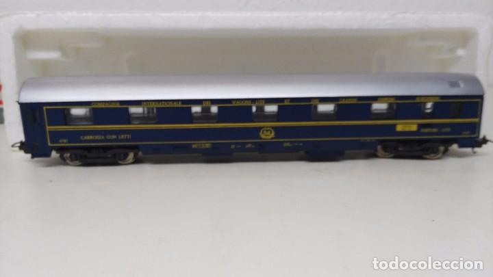 Trenes Escala: vagon lima de pasajeros coches camas - Foto 4 - 76861331