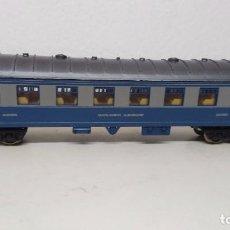 Trenes Escala: VAGON LIMA PASAJEROS CON LUZ . Lote 76861427