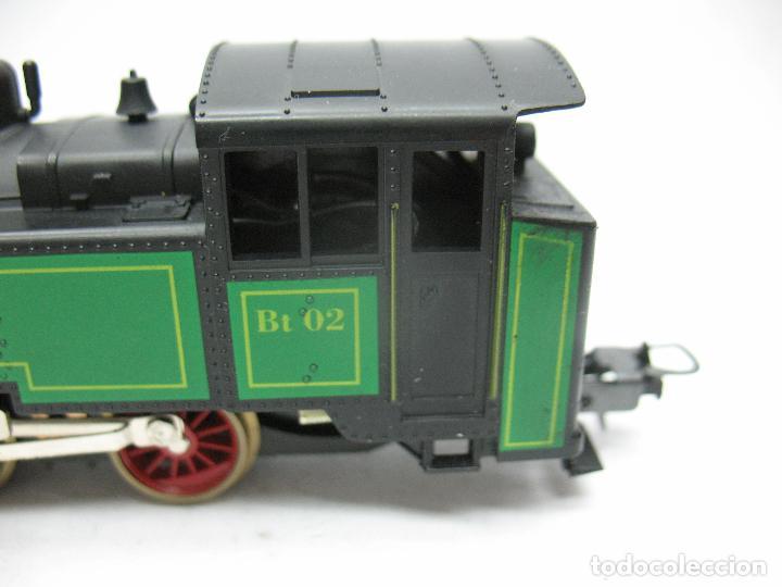 Trenes Escala: Lima Ref: L203001 - Locomotora de vapor Bt 02 corriente continua - Escala H0 - Foto 3 - 81304032