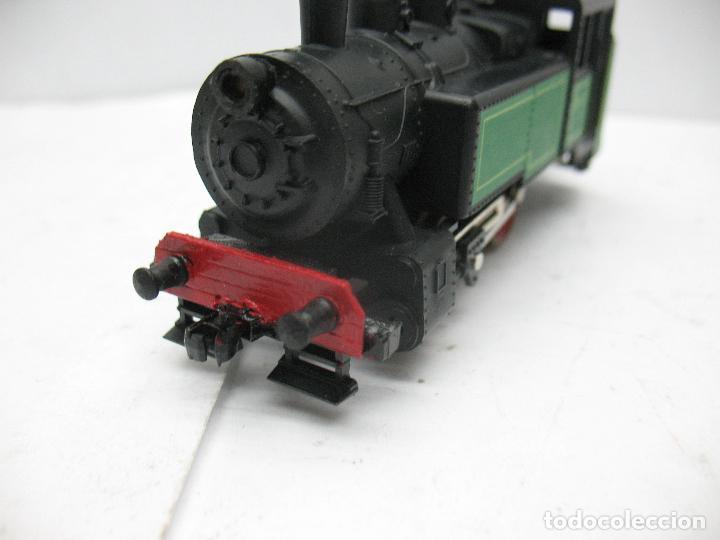 Trenes Escala: Lima Ref: L203001 - Locomotora de vapor Bt 02 corriente continua - Escala H0 - Foto 4 - 81304032