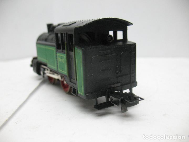 Trenes Escala: Lima Ref: L203001 - Locomotora de vapor Bt 02 corriente continua - Escala H0 - Foto 6 - 81304032