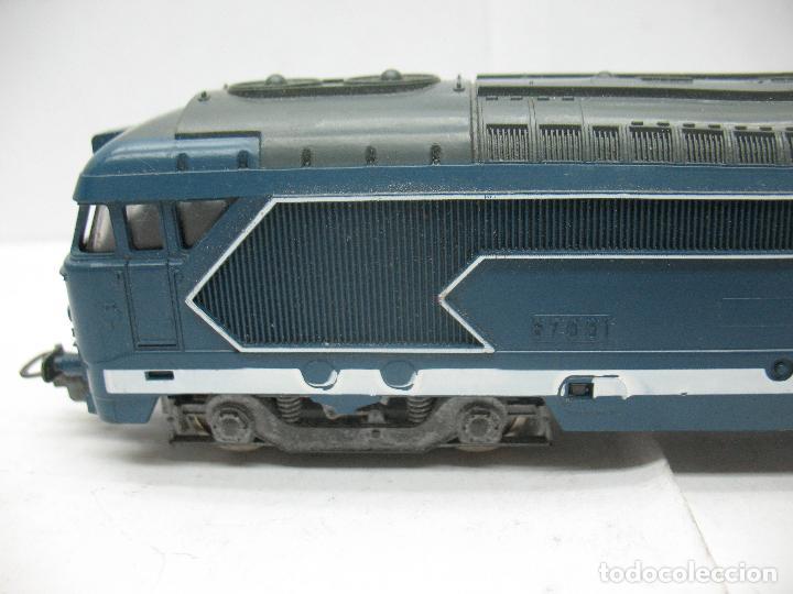 Trenes Escala: Lima - Locomotora Diesel 67001 de la SNCF corriente continua - Escala H0 - Foto 3 - 81639696