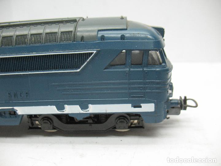 Trenes Escala: Lima - Locomotora Diesel 67001 de la SNCF corriente continua - Escala H0 - Foto 5 - 81639696
