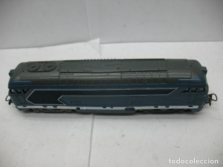 Trenes Escala: Lima - Locomotora Diesel 67001 de la SNCF corriente continua - Escala H0 - Foto 6 - 81639696