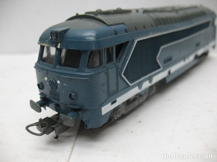 Trenes Escala: Lima - Locomotora Diesel 67001 de la SNCF corriente continua - Escala H0 - Foto 7 - 81639696
