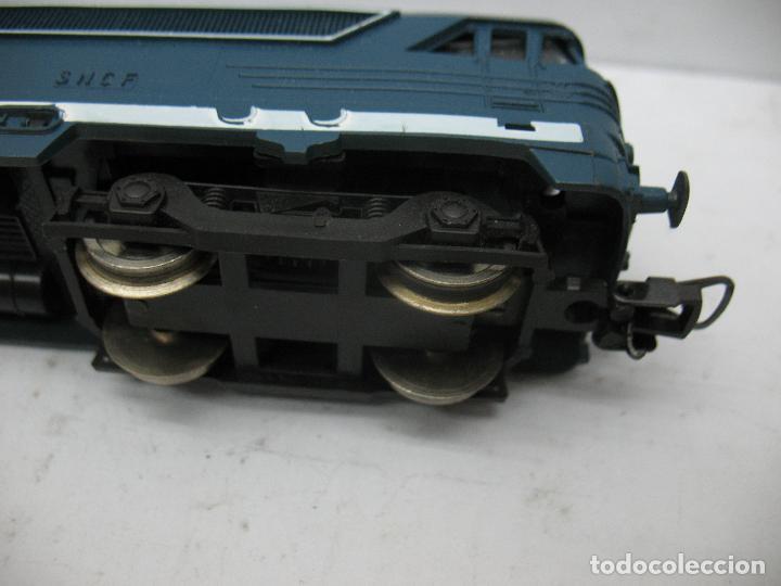 Trenes Escala: Lima - Locomotora Diesel 67001 de la SNCF corriente continua - Escala H0 - Foto 13 - 81639696