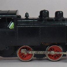 Trenes Escala: LIMA H0 - LOCOMOTORA DE VAPOR. Lote 86972748