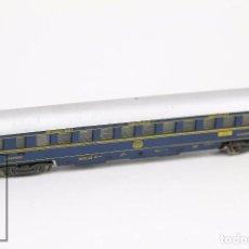Trenes Escala: VAGÓN DE PASAJEROS / SCHLAFWAGEN - LIMA, 9119 - ESCALA H0 - ITALIA - TREN. Lote 89162340