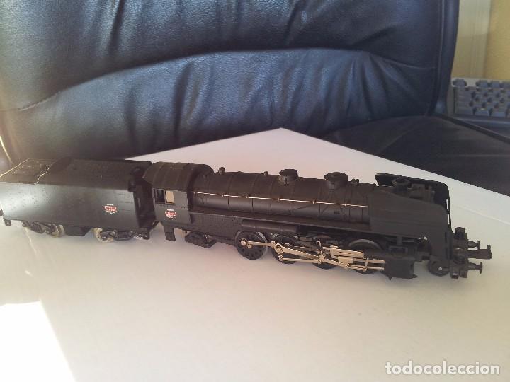 Trenes Escala: locomotora vapor sncf 141 r1288 - Foto 2 - 90166828