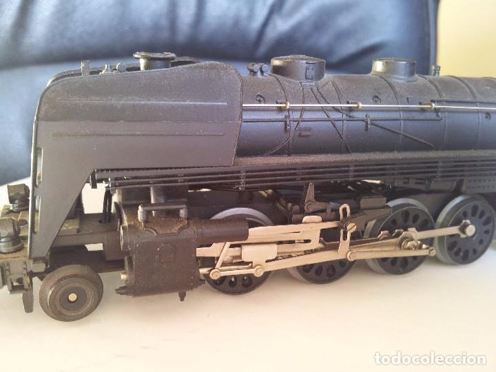 Trenes Escala: locomotora vapor sncf 141 r1288 - Foto 3 - 90166828
