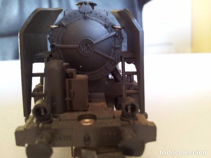 Trenes Escala: locomotora vapor sncf 141 r1288 - Foto 4 - 90166828