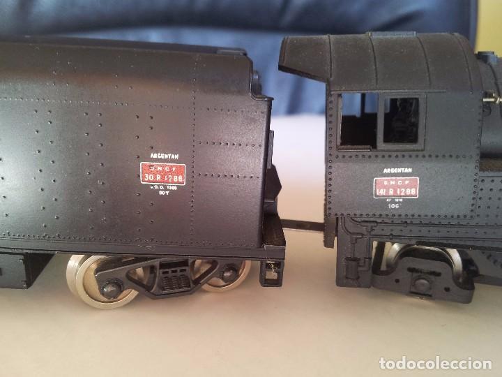 Trenes Escala: locomotora vapor sncf 141 r1288 - Foto 5 - 90166828