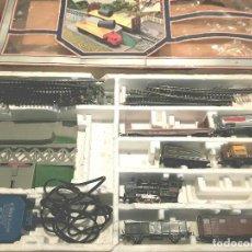 Trenes Escala: LIMA, ANTIGUO TREN , FUNCIONANDO.. Lote 92256650