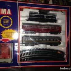 Trenes Escala: TREN LIMA AÑOS 60 EN CAJA. Lote 94460900