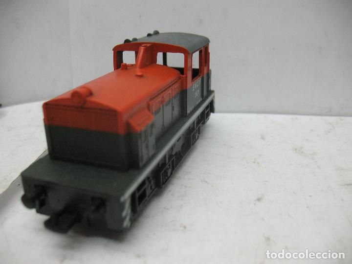 Trenes Escala: Lima - Locomotora Diesel de la SNCF 501 corriente continua - Escala H0 - Foto 3 - 159344689