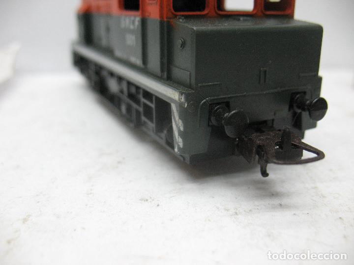 Trenes Escala: Lima - Locomotora Diesel de la SNCF 501 corriente continua - Escala H0 - Foto 6 - 159344689