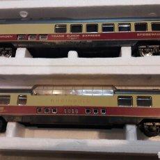 Scale Trains - Par coches ho lima L309169 y 309170 transeurop y rheingold - 100733595