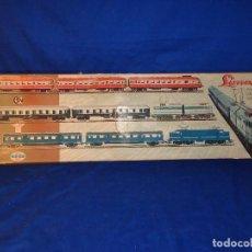 Trenes Escala: LIMA - TREN ELÉCTRICO LIMA AÑOS 70 VER FOTOS Y DESCRIPCIÓN! SM. Lote 101990167
