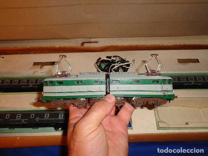 Trenes Escala: LIMA - TREN ELÉCTRICO LIMA AÑOS 70 VER FOTOS Y DESCRIPCIÓN! SM - Foto 10 - 101990167