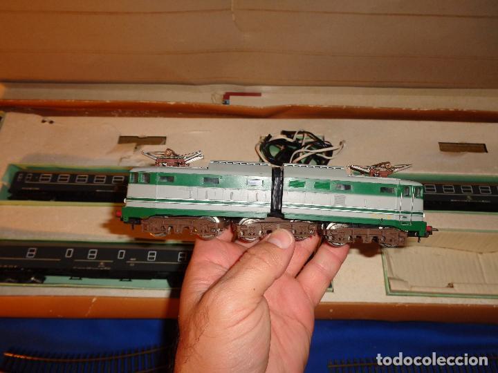 Trenes Escala: LIMA - TREN ELÉCTRICO LIMA AÑOS 70 VER FOTOS Y DESCRIPCIÓN! SM - Foto 13 - 101990167