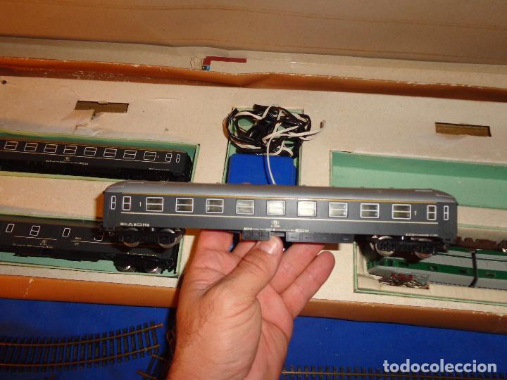Trenes Escala: LIMA - TREN ELÉCTRICO LIMA AÑOS 70 VER FOTOS Y DESCRIPCIÓN! SM - Foto 14 - 101990167