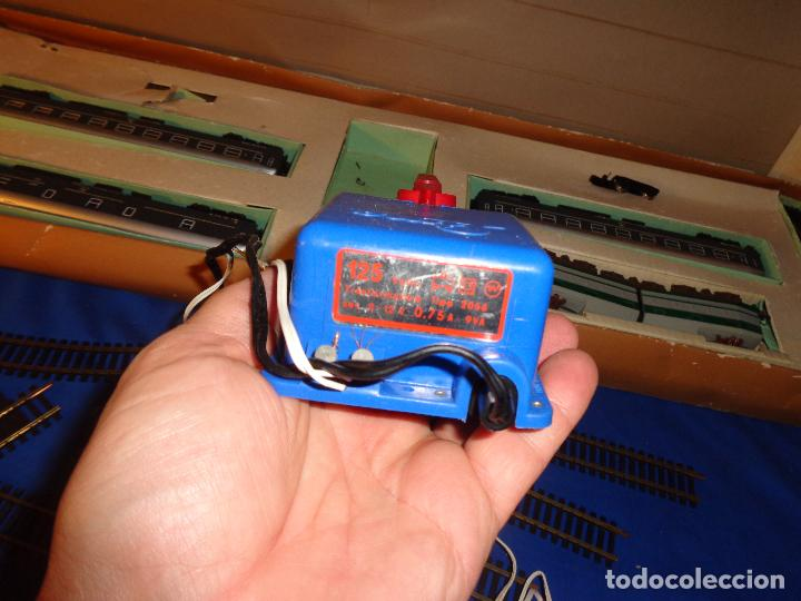 Trenes Escala: LIMA - TREN ELÉCTRICO LIMA AÑOS 70 VER FOTOS Y DESCRIPCIÓN! SM - Foto 24 - 101990167