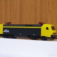 Trenes Escala: LIMA H0 DIGITAL LOCOMOTORA ELECTRICA 252 RENFE AVE , REFERENCIA L208542 AC CORRIENTE ALTERNA.. Lote 103366067