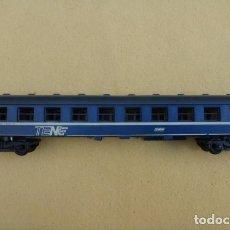 Trenes Escala: VAGON TRANS EURO NUIT..FABRICADO POR LIMA, ITALIA,,ESCALA HO.... Lote 103781083