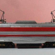 Trenes Escala: LIMA H0 - LOCOMOTORA ELÉCTRICA 40105 DE SNCF - FUNCIONA. Lote 105587663
