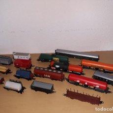 Trenes Escala: LOTE 16 VAGONES HO. LIMA . Lote 105611959