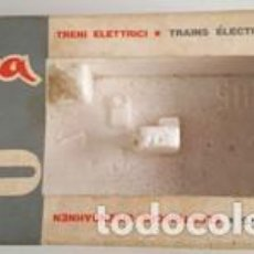 Trenes Escala: CAJA VACIA TRENI ELETTRICI - REF. 2005 - LIMA HO - MADE IN ITALY -. Lote 112987311