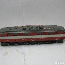 Trenes Escala: LIMA - LOCOMOTORA DIESEL 11103 DE LA SBB CFF FFS CORRIENTE CONTINUA - ESCALA H0. Lote 115479811