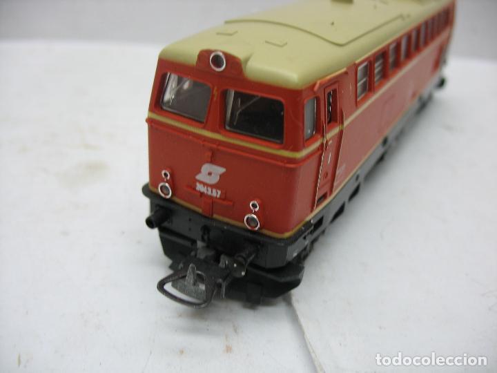 Trenes Escala: Lima Ref: 20 8048L - Locomotora Diesel 2043.57 de la OBB corriente continua - Escala H0 - Foto 6 - 115480035