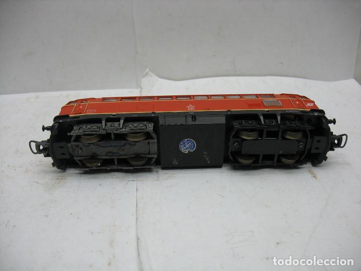 Trenes Escala: Lima Ref: 20 8048L - Locomotora Diesel 2043.57 de la OBB corriente continua - Escala H0 - Foto 7 - 115480035