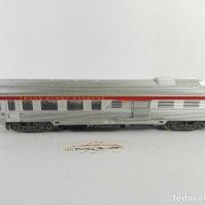 Trenes Escala: VAGON DE COLA TEE TRANS EUROP EXPRESS LIMA 1023 ESCALA H0. Lote 125259524