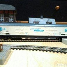 Trenes Escala: VAGON INTERFRIGO LIMA H0. Lote 128335439