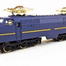 Trenes Escala: LIMA 8026 CL LOCOMOTORA ELÉCTRICA. Lote 128622039