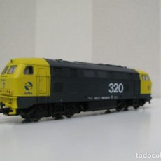 Trenes Escala: LOCOMOTORA LIMA RENFE 320 DIGITAL ESCALA H0. Lote 130769240