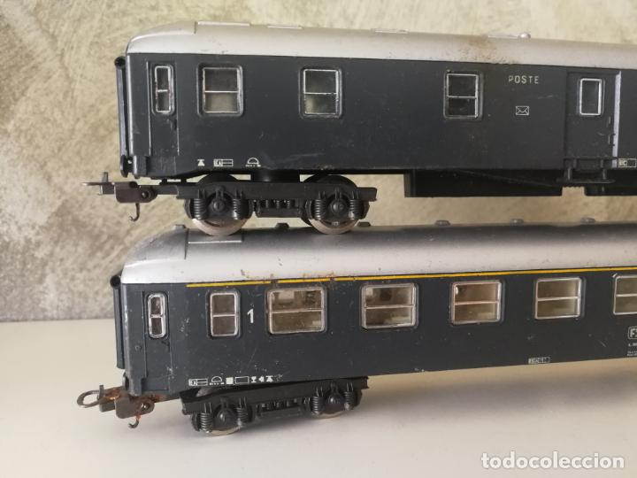 Trenes Escala: DOS VAGONES DE PASAJEROS LIMA H0 - Foto 3 - 132291210