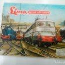 Trenes Escala: CATÁLOGO DE TRENES AÑOS 1964-1965. Lote 132536198