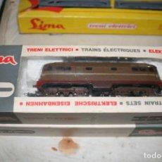 Trenes Escala: LOCOMOTORA MARCA LIMA REF 8023. Lote 132934714