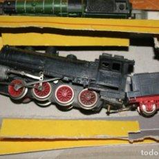 Trenes Escala: LOCOMOTORA VAPOR MARCA LIMA REF 3001. Lote 132935210