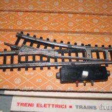 Trenes Escala: DESVIO TREN DERECHA JYESA . Lote 133604207