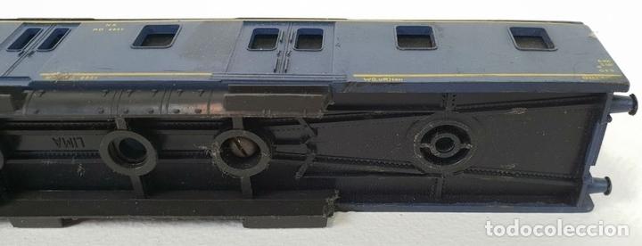 Trenes Escala: COLOECCIÓN DE 5 VAGONES DE TREN. LIMA. ESCALA H0. CAJAS ORIGINALES. SIGLO XX. - Foto 5 - 133225042