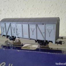 Trenes Escala: VAGÓN CERRADO GS , RENFE , REF. 303624. Lote 182320082