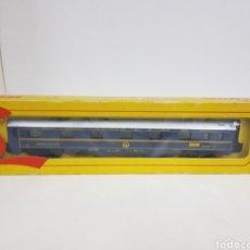 Trenes Escala: LIMA 9203 VAGÓN INTERNACIONAL EUROPA AZUL. Lote 135224265