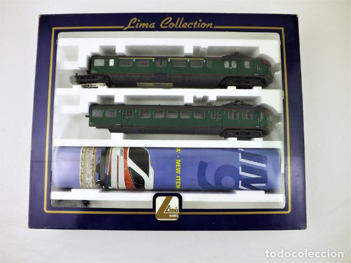 Scale Trains: Lima Automotor Lima H0 - 149734 Muizenkop Mat 46 NS - Foto 6 - 139942330
