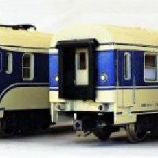 Trenes Escala: LIMA TREN BR4010 07 TRANSALPINO DE LA OBB H0/AC. Lote 139975086